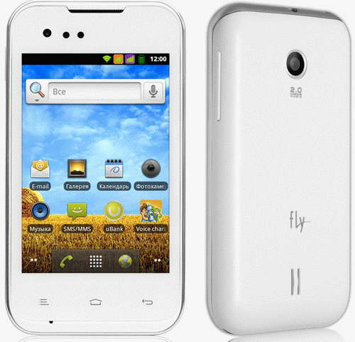 Fly-IQ237-Dynamic-low-cost-android-gingerbread-smartphone