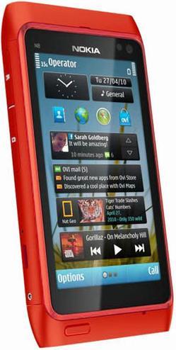 Nokia-N8-Red