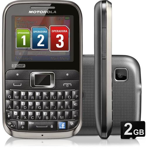 Motorola-Motokey-EX117-tripple-SIM