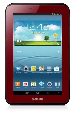 Samsung-Galaxy-Tab-2-7.0-Garnet-Red-front