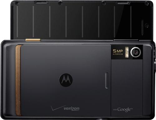 Motorola Droid (Sholes)