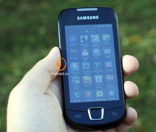Samsung i5800 Galaxy 580