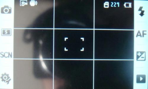 Samsung M8800 Pixon –