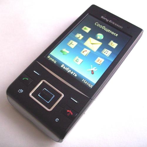 Обзор Sony Ericsson Hazel
