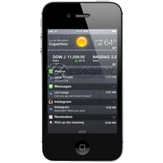 iphone 4s 64gb black цена