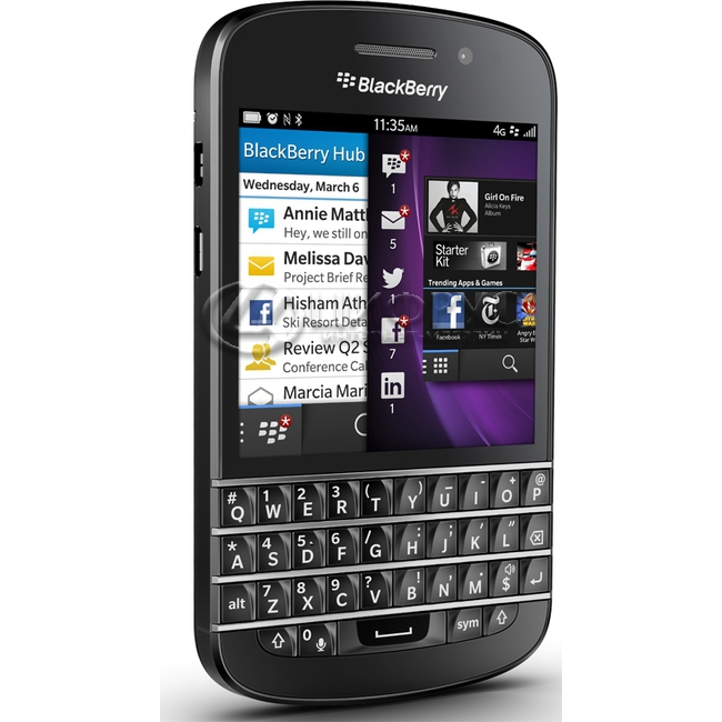 Отзывы о BlackBerry Q10 SQN100-1 Black
