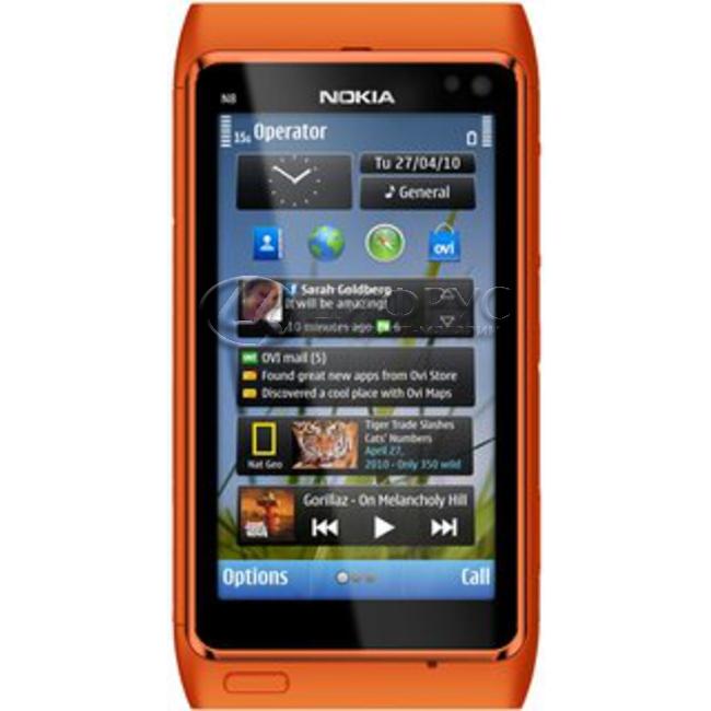eeaf6d1f513c Nokia N8 Orange - отзывы