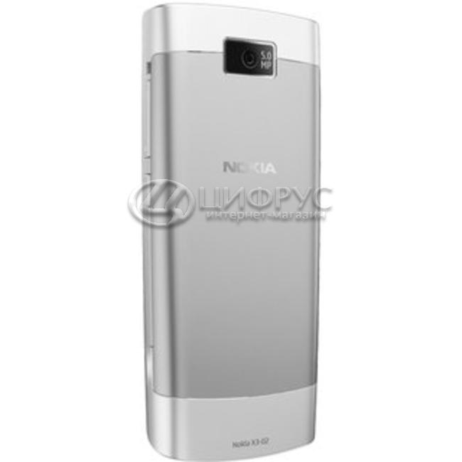 К�пи�� nokia x302 touch and type white silver в Мо�кве