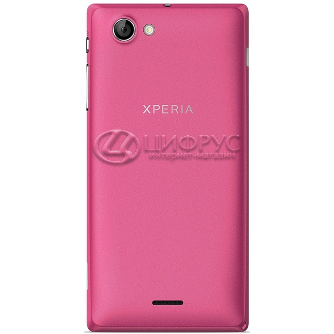 Купить Sony Xperia J Pink в Москве – цена смартфона Сони ...