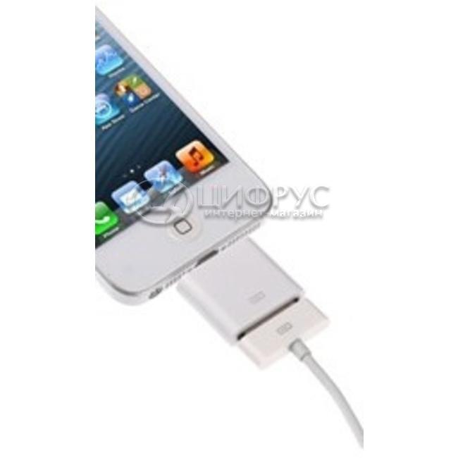 адаптер Md823zm оригинал для Iphone 5 Ipad 4 Ipad Mini Ipod Nano 7g Ipod Touch 5g