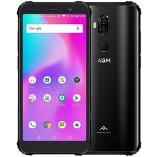 AGM X3 64Gb+8Gb Dual LTE Black