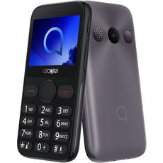 Alcatel 2019G Metallic Grey (РСТ)