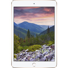 Apple iPad Mini_3 128Gb Wi-Fi + Cellular Gold