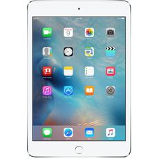 Apple iPad Mini 4 64Gb Cellular Silver White