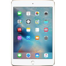 Apple iPad Mini 4 128Gb WiFi Gold - Цифрус
