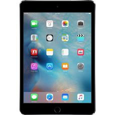 Apple iPad Mini 4 128Gb WiFi Space Gray - Цифрус