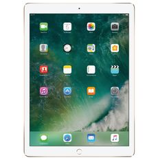 Apple iPad Pro 12.9 (2017) 256Gb Cellular Gold - Цифрус