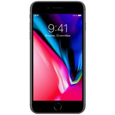 Apple iPhone 8 Plus 64Gb LTE Grey - Цифрус