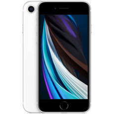 Apple iPhone SE (2020) 128Gb White (A2296 РСТ)