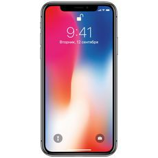 Apple iPhone X 64Gb Grey (EU) - Цифрус