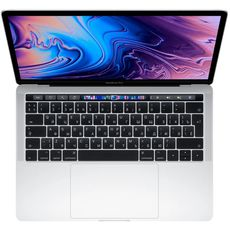 Apple MacBook Pro 13 with Retina display and Touch Bar Mid 2019 (Intel Core i5 2400 MHz/13.3/2560x1600/8GB/512GB SSD/DVD нет/Intel Iris Plus Graphics 655/Wi-Fi/Bluetooth/macOS) Silver (MV9A2RU/A)