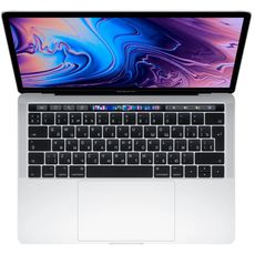 Apple MacBook Pro 13 with Retina display and Touch Bar Mid 2019 (Intel Core i5 2400 MHz/13.3/2560x1600/8GB/256GB SSD/DVD нет/Intel Iris Plus Graphics 655/Wi-Fi/Bluetooth/macOS) silver