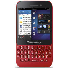 BlackBerry Q5 SQR100-2 LTE Red