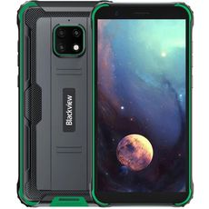Blackview BV4900 Pro 64Gb+4Gb Dual LTE Green