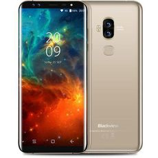 Blackview S8 64Gb+4Gb Dual LTE Gold - Цифрус