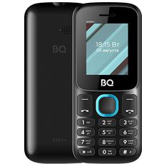 BQ 1848 Step+ Black Blue