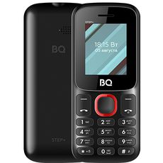 BQ 1848 Step+ Black Red