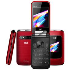 BQ 2814 Shell Duo Red (РСТ)