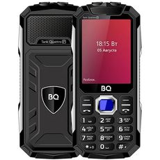 BQ 2817 Tank Quattro Power Black (РСТ)