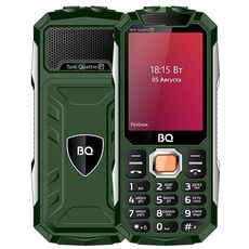BQ 2817 Tank Quattro Power Green (РСТ)