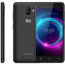 BQ 5046L Choice LTE Black (РСТ)