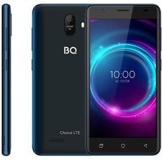 BQ 5046L Choice LTE Blue (РСТ)