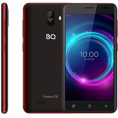 BQ 5046L Choice LTE Red (РСТ)