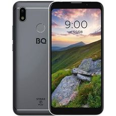 BQ 5535L Strike Power Plus Gray