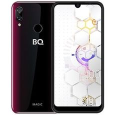 BQ 6040L Magic Dark Red
