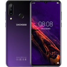 Doogee Y9 Plus 64Gb+4Gb Dual LTE Purple (РСТ)