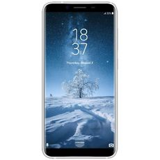 Homtom S8 64Gb+4Gb Dual LTE Silver - Цифрус