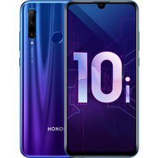 Honor 10i 128Gb+4Gb Dual LTE Blue (РСТ)
