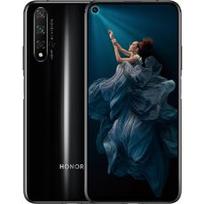 Honor 20 128Gb+6Gb Dual LTE Black (РСТ)