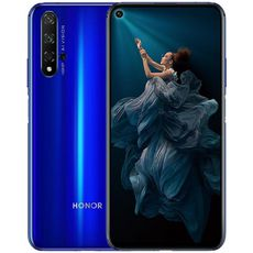 Honor 20 128Gb+6Gb Dual LTE Blue (РСТ)