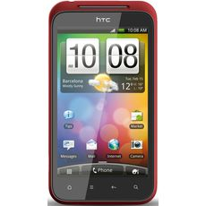 HTC Incredible S (S710E) Red