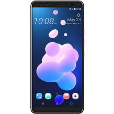 HTC U12 Plus 128Gb+6Gb Dual LTE Black - Цифрус
