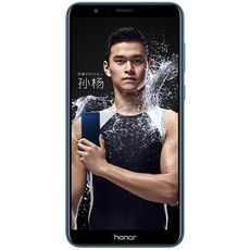 Huawei Honor 7X 32Gb+4Gb Dual LTE Blue - Цифрус