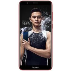 Huawei Honor 7X 64Gb+4Gb Dual LTE Red - Цифрус