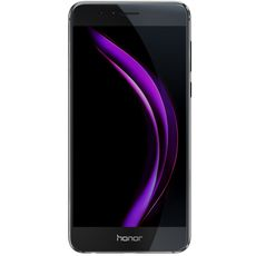 Huawei Honor 8 64Gb+4Gb Dual LTE Black - Цифрус