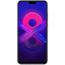 Huawei Honor 8X 128Gb+4Gb Dual LTE Black - Цифрус